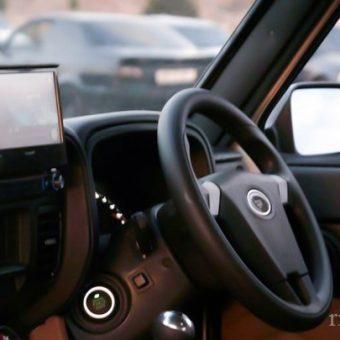 АвтоВАЗ представил поклонникам Лада 4х4 странное фото