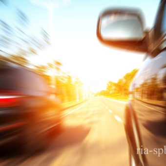 В РФ количество повторных нарушения скоростного режима выросла вдвое